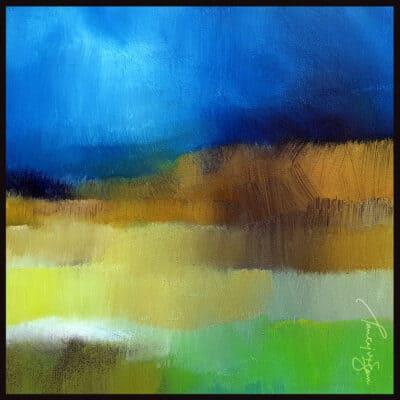 Landscape 6 by Pankaj Nigam