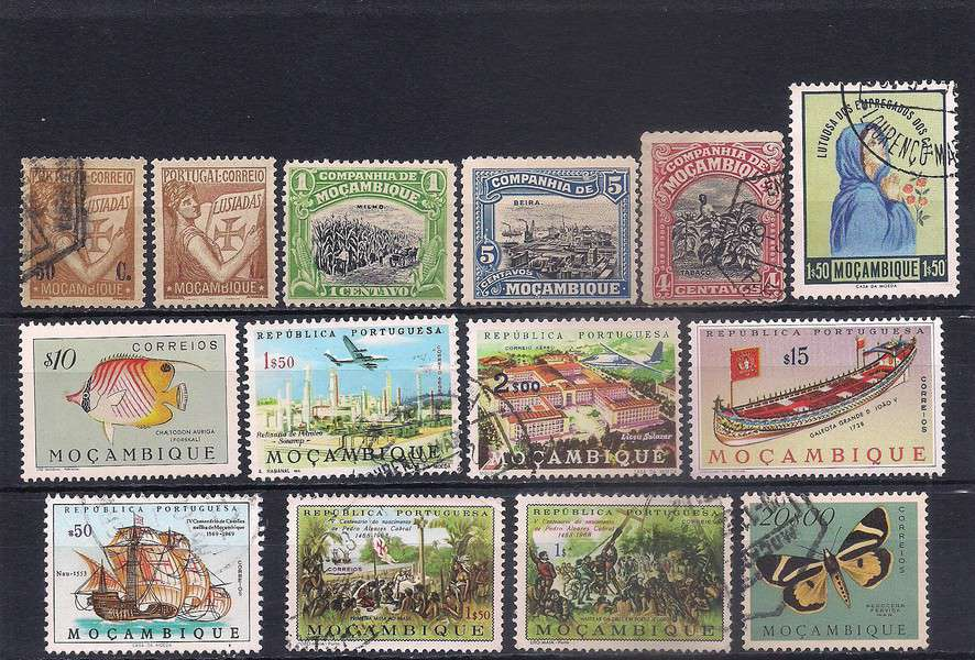 Portuguese Mozambique lot 1041