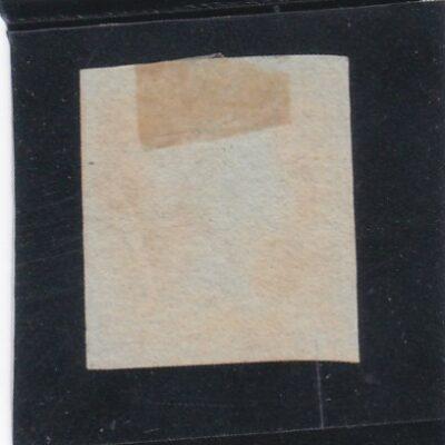 1841 Queen Victoria, 1819-1901 1 P VERY FINE USED REDDISH BROWN 1P reddish brown