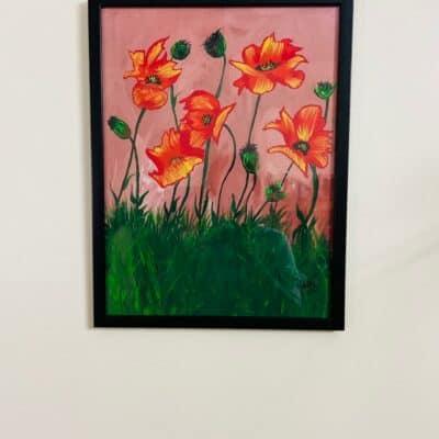 Blooming bliss by Jenny Laffrey