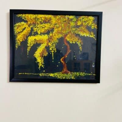 Blossom Tree by Jenny Laffrey