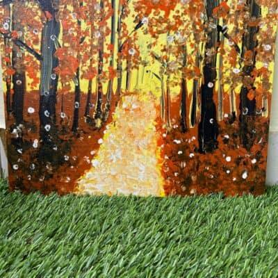 Fall Season by Jenny Laffrey