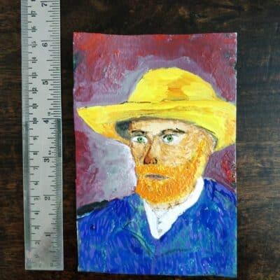 Van Gogh by Jagmeet Singh