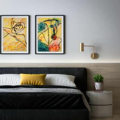 Van Gogh II by Pronab Kumar Baruah