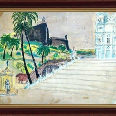 Goa Church 1 by Jagmeet Singh