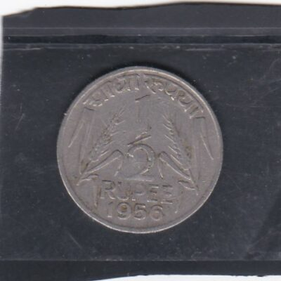 Half Rupees coins 3 Pcs 1954 and 1956