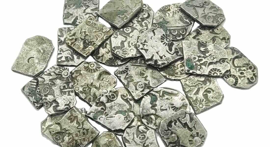Mauryan Dynasty Coins