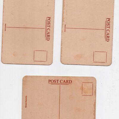 Vintage Postcards – Famous Personalities