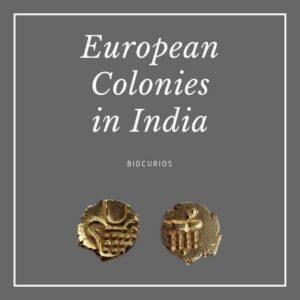 European Colonies in India