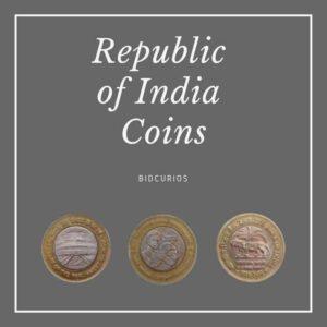 Republic India Coins