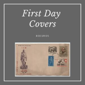 First Day Covers (FDC)