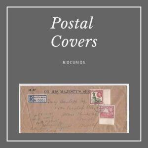 Postal Covers