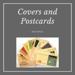 Covers and Postcards