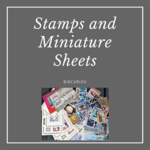 Stamps and Minisheets