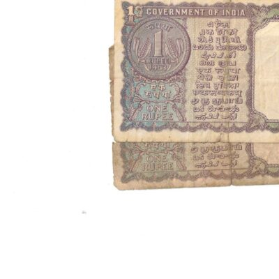 1 PCS 1RS 1963 USED SEE PHOTO SIGN L K JHA