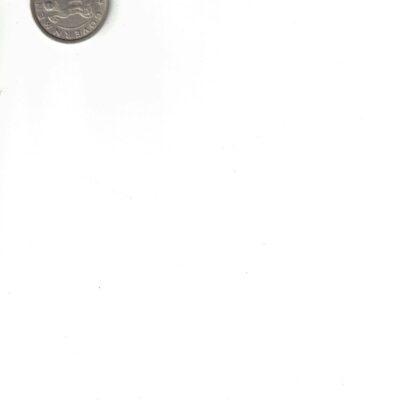 1/2 RUPEES REPUBLIC INDIA 1ST ISSUED 1950 AUNC