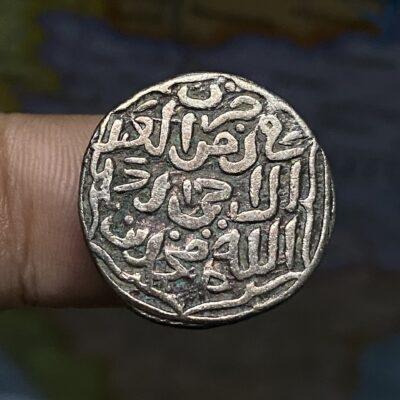 Mohammed Bin Tuglaq Billon Tanka