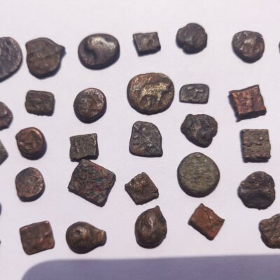 Ancient India Coins lot of 50 coins