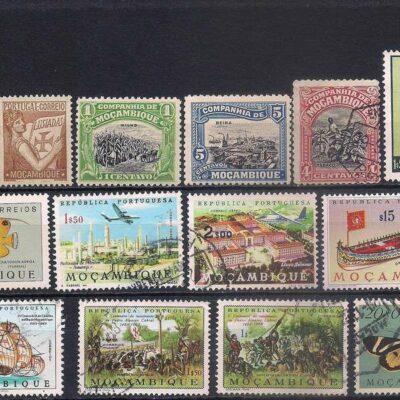 Portuguese Mozambique lot 1041