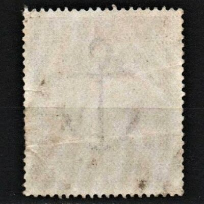 Great Britain 1902 KEVII 2s6d Used High CV