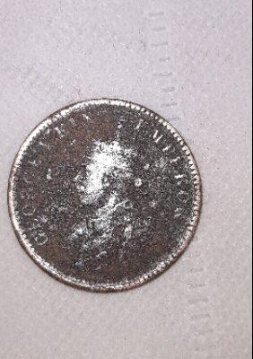 Rare 1911 One Quarter Anna