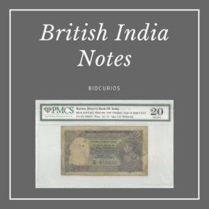 Bank Notes of British India