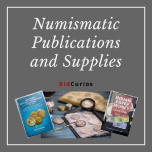 Numismatic Publications and Supplies