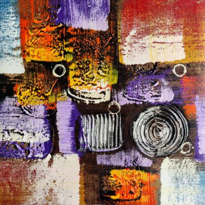 Abstract Art 4 Paintings