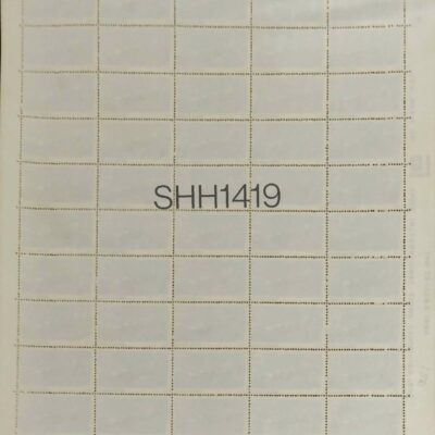 India 1979 Mail Carrying Crafts- Chetak Helicopter- Indian Air Force- UMM One Fold SHEET SHH1419