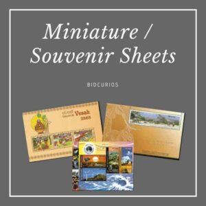 Minisheets