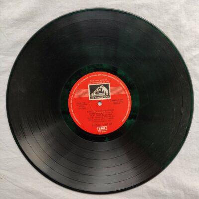 Vintage Music LP *** Begum Akhtar *** vinyl record 12″ 33 rpm